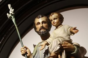 ST. JOSEPH AND CHRIST CHILD